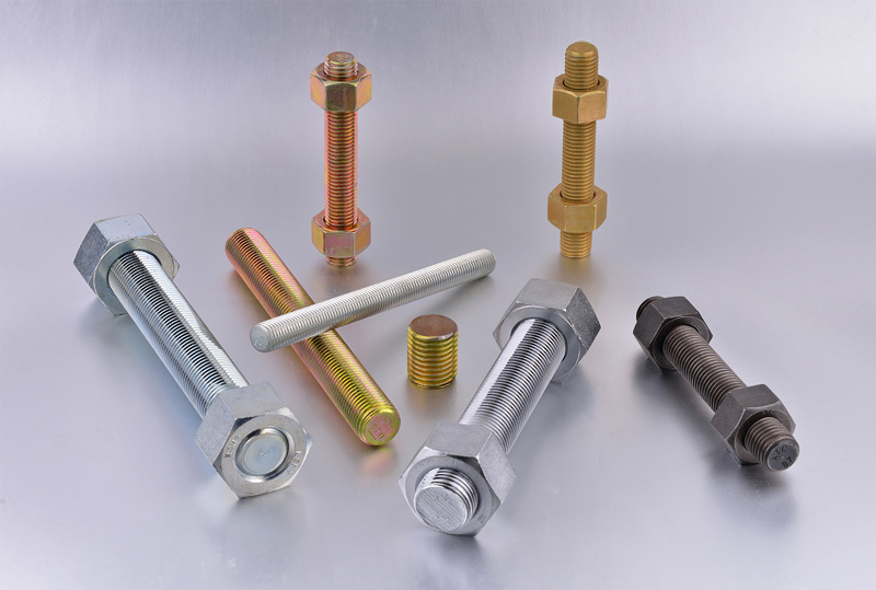 Stud Bolt Manufacturer Introduces The Use Of Stud Bolts